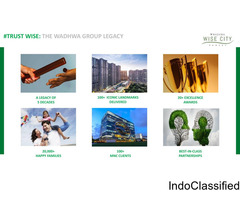 Wadhwa Wise City - Navi Mumbai New Project