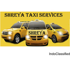 Shreya Taxi Service in Dehradun: 889911 6767 - Hire a Taxi in Dehradun/Uttarakhand