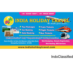 South India Tour Operator South India Tour Travel