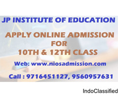 Nios online admission 2018-19 for secondary & senior secondary in rohini