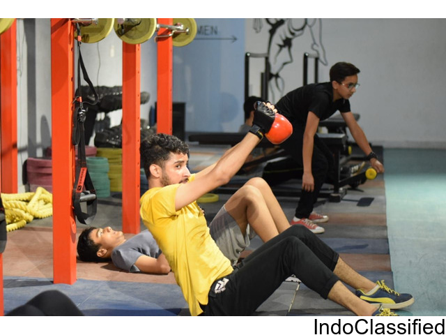 Crossfit Gym In Faridabad India