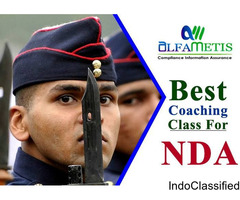 Best NDA Coaching Institute in Delhi - Alfametis