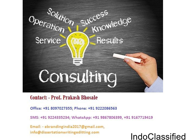 Top of the line Business Entrepreneurs Consultation Services in Surat