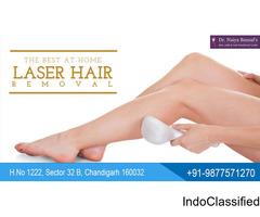 Dr Naiya Bansal - Laser Hair Removal Clinic Chandigarh