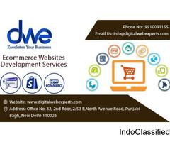 Ecommerce Websites Development Services
