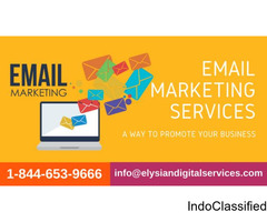 Email Marketing Services | Elysian Digital Services