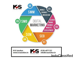 Best Digital Marketing Company - KVS Solution