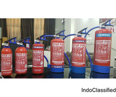 "Fire Extinguisher and Fire Fighting equipment - ""STOP FIRE"