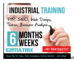6 Months Training in Amritsar