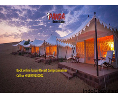 Jaisalmer desert camp | Jaisalmer desert safari | camp in Jaisalmer