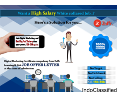 Digital Marketing Courses with 100% Job Guarantee by Zoffr learning