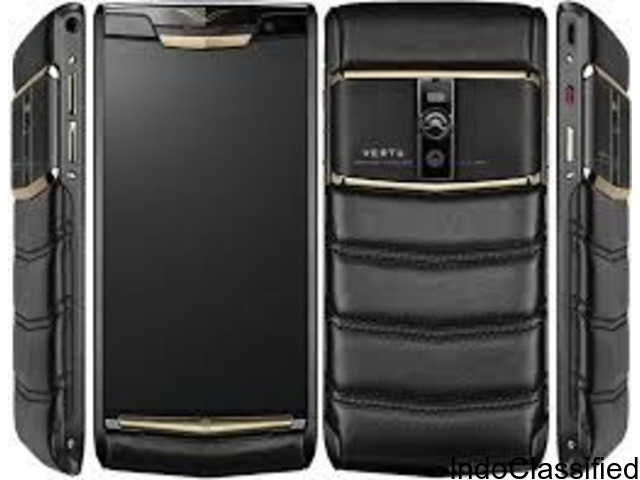 vertu luxury mobile phone in india