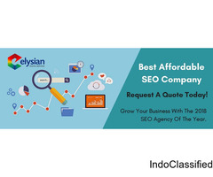 Best Affordable SEO Services | Elysian Digital Services