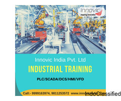 Industrial Automation Training in Delhi | PLC SCADA training in Delhi