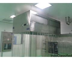 Cleanroom Solutions Design India | Modular Cleanroom Panels India