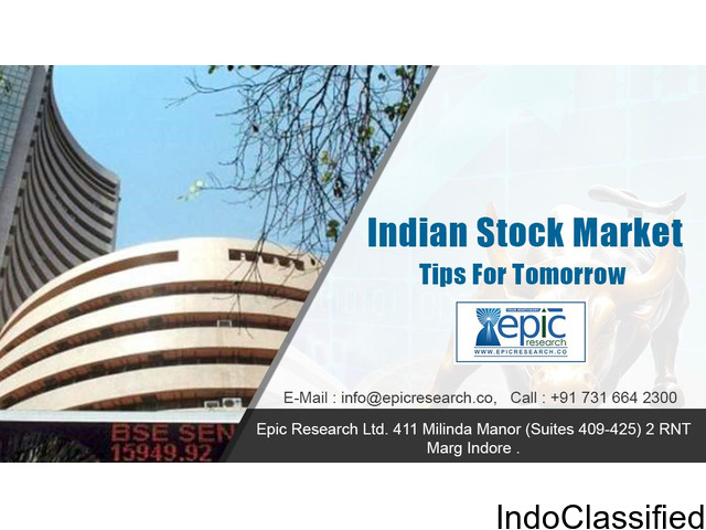 Indian Share Market Tips For Tomorrow