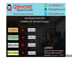 AWS Online Training Institute in Hyderabad | AWS Training in