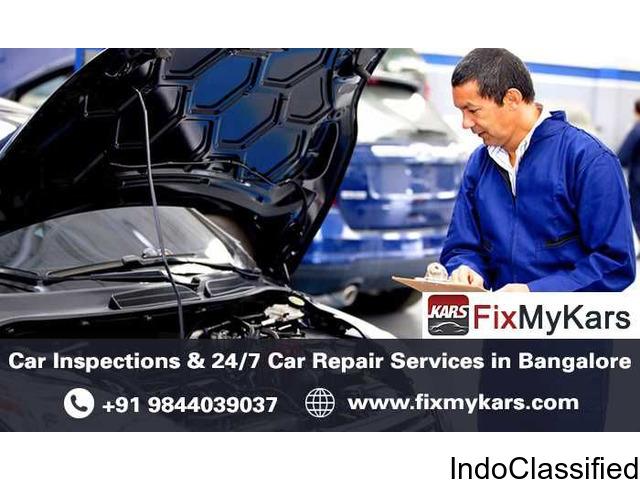 Car Repair & Service Bangalore – Fixmykars