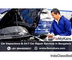 Car Repair & Service Bangalore – Fixmykars