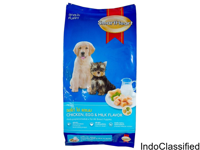 SMART HEART CHICKEN EGG & MILK PUPPY 3 KG