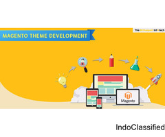 Magento eCommerce Theme Design and Development Services