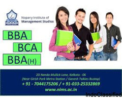 BEST BBA COURSE IN KOLKATA