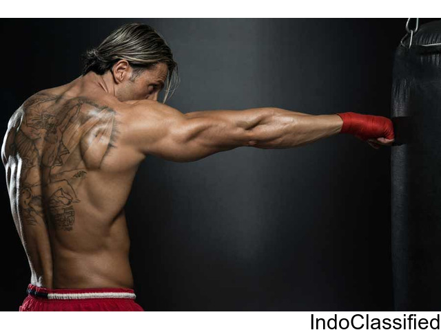 Shadow Boxing-An Incredible Combat Workout