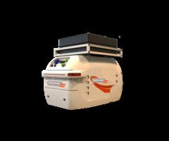 Autonomous mobile robot material handling | Yantra LLP