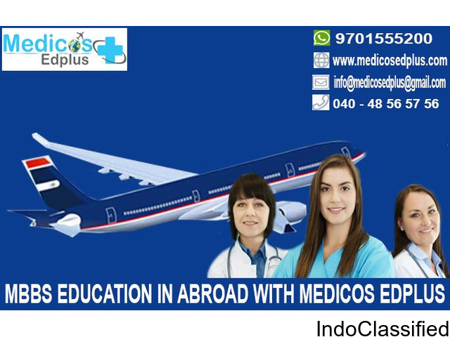 Best Overseas MBBS Education Consultancy In Hyderabad