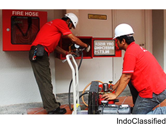 Installation & maintenance of fire system in Navi Mumbai