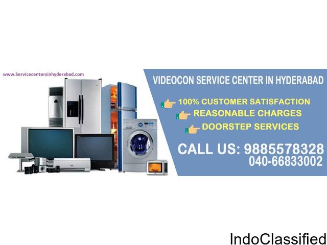 Videocon Service Center in Hyderabad |  Doorstep Services
