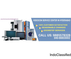 Videocon Service Center in Hyderabad |  Doorstep Services