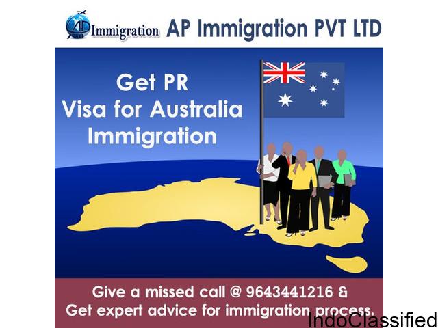 Online visa assessment for Australia AP Immigration