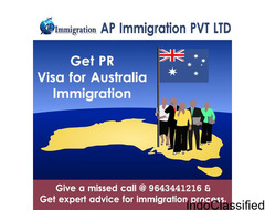 Online visa assessment for Australia AP Immigration