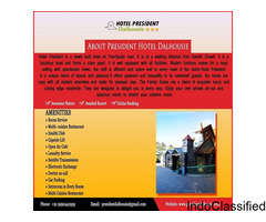 Book the Luxurious Hotel in Dalhousie ||Hotel President Dalhousie