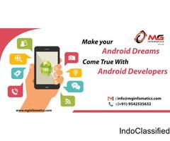 Mobile App Development Services in Hyderabad.