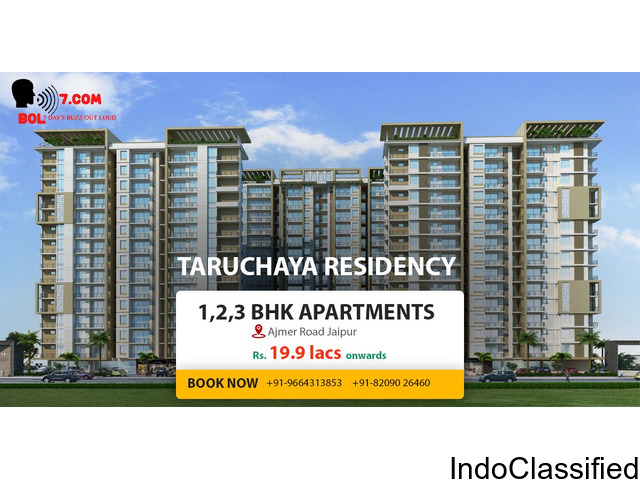 Flats in Taruchaya Residency | Flats in Jaipur