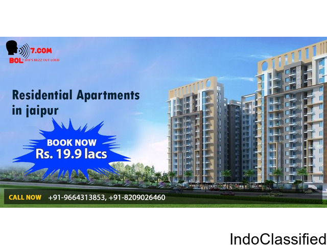 Flats in Taruchaya Residency | Flats in Jaipur
