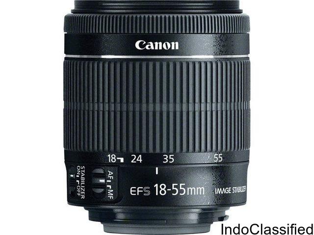 Canon EOS 1300DS + Deal-Expo Basic Accessories Bundle