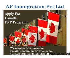 Apply for Provincial nominee program Canada