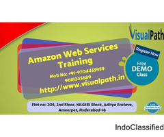 AWS Online Training Institute in Hyderabad   AWS Training in Hyderabad