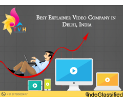 Best explainer video Production Company in delhi, India for brand promotion