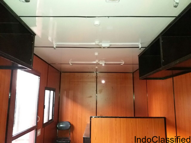 SITE OFFICE FOR SALE IN INDIA