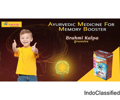 Sharp Your Mind Power and Be Successful With Ayurvedic Medicine For Memory Booster
