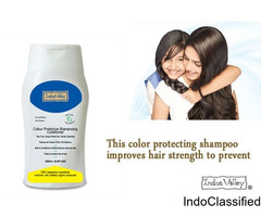 Derma Shampoo for Healthy scalp and Healthy hair Online at indus-valley