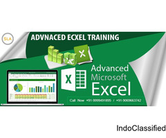 Join Advanced Excel course in gurgaon at SLA Consultants