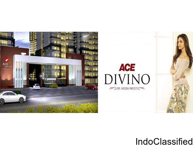 Book Super-Luxurious 2 BHK Flat @ Ace Divino, Noida extension: 8750-844-944