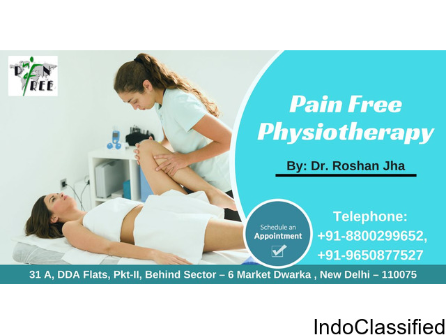 Physiotherapist in Dwarka for Home Visite