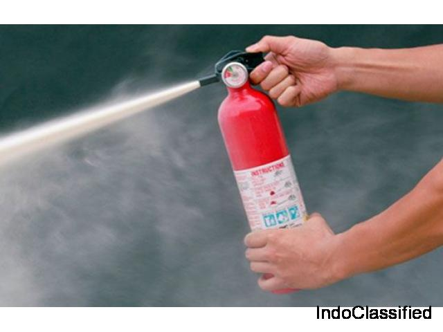 Fire Extinguisher Refilling, Sales & Service in Chennai