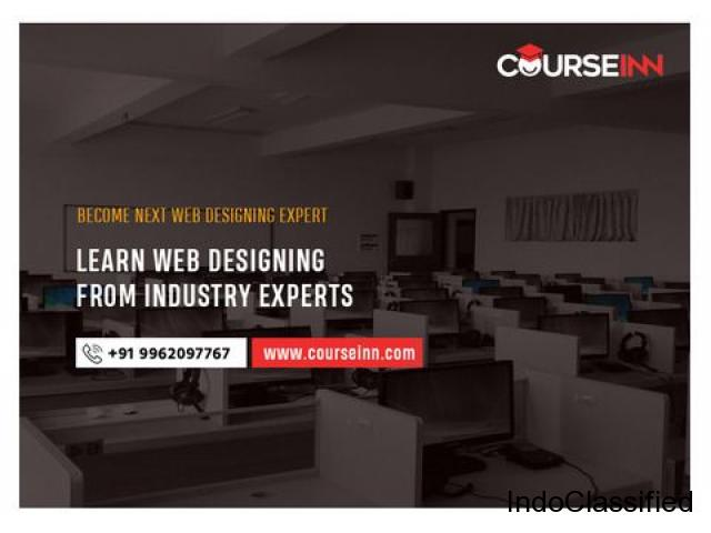 Learn Web Designing Course from Courseinn Academy in 45 days